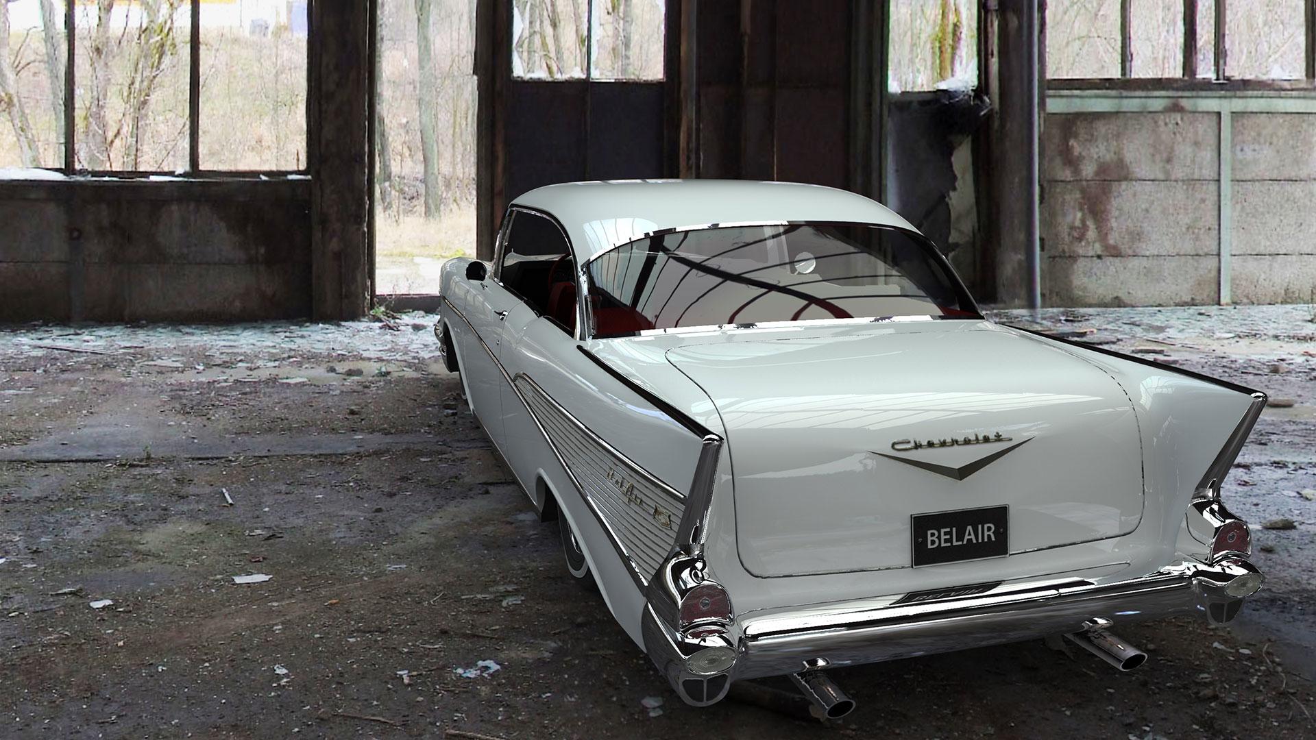 Chevrolet_Bel_Air_1957_Back