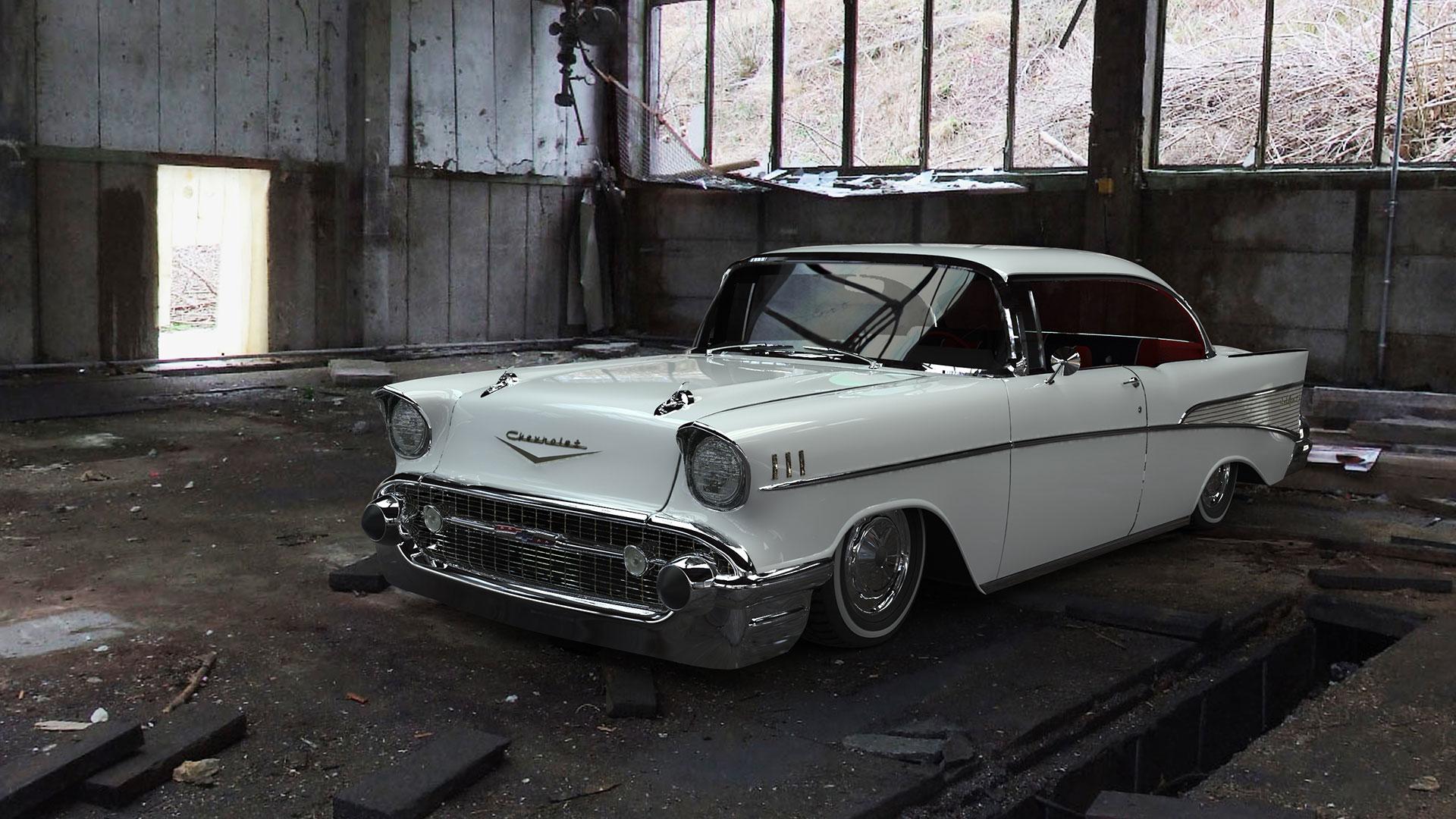 Chevrolet_Bel_Air_1957_Front