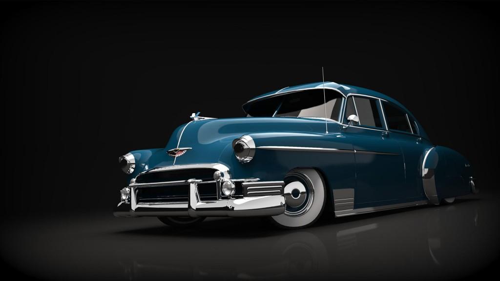 Chevrolet Fleetline 1950 Keriem Dijksma